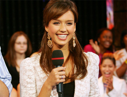 jessica alba wallpaper good luck chuck. Good Luck Chuck