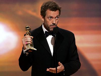 House Star Hugh Laurie