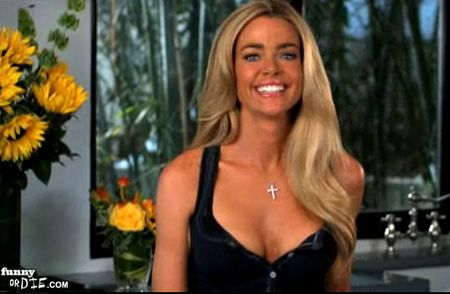 denise richards fun bags