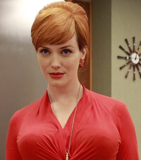 christina hendricks mad men. Mad Men Star Christina